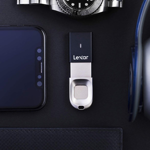 Image 5 - Lexar clé USB 100% 3.0 Original, clé de 32 go F35, 150 mo/s, clé usb, clé de mémoire par empreinte digitale