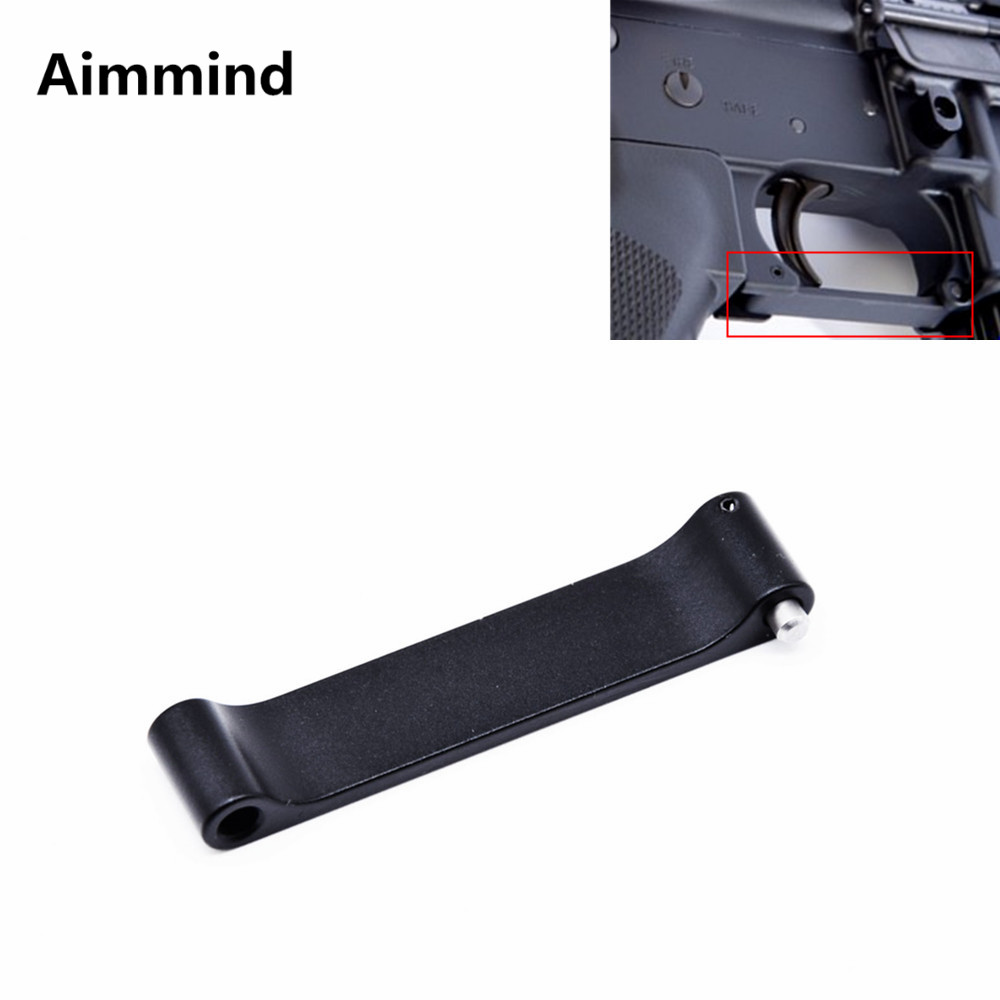 50pcs Element Metal AR Plat Trigger Guard For M4 M16 ar 15 AR15 Series Hunting Accessories