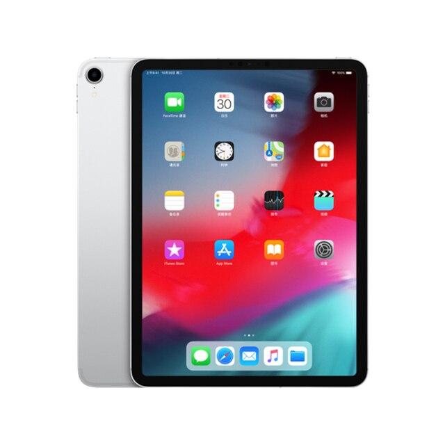 Apple iPad Pro 11 inch | Tất Cả Các Màn Hình Thiết Kế Lỏng Retina Hiển Thị Trực Quan Cử Chỉ và Khuôn Mặt ID để Mở Khóa Octa core A12X Bionic