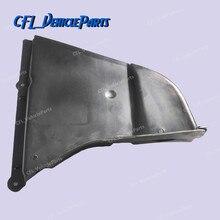 Left Side Engine Splash Shield Cover Bottom 51717033753 For BMW 5 Series 530i 2004-2007 550i 530xi 2006 2007 545i 2004 2005