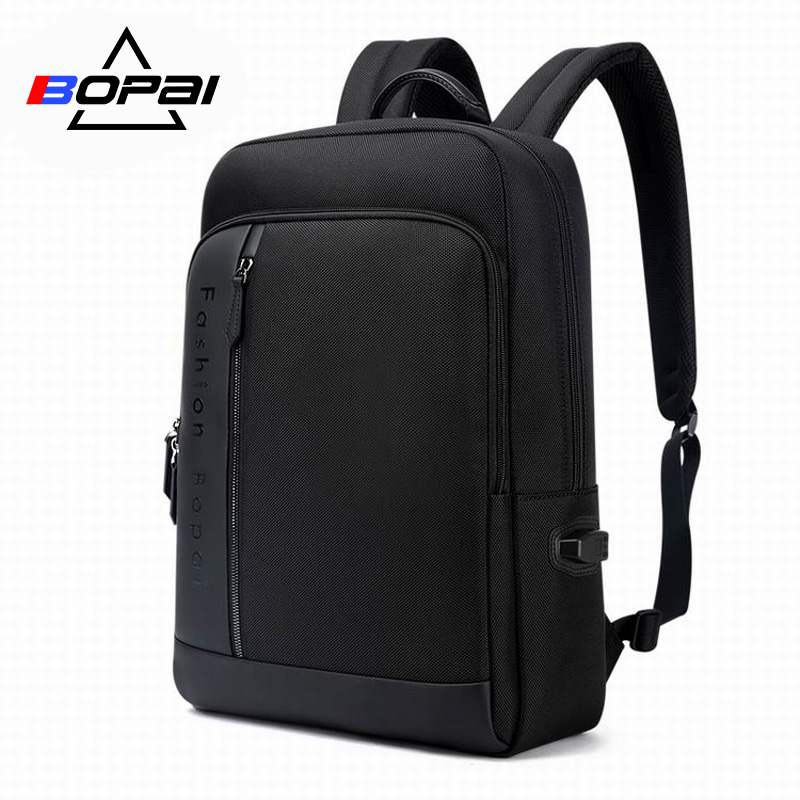b65130d8042e BOPAI Brand Anti Theft Backpack USB External Charge Laptop Backpack 15.6  Inch Men Waterproof School Backpack Bags for Teenager