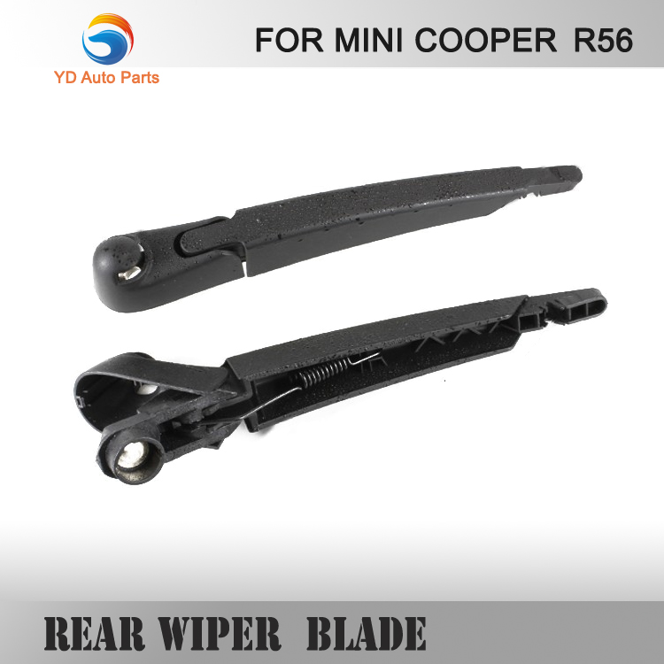 popular rear wiper arm buy cheap rear wiper arm lots from high quality car back rear wiper blade for mini cooper r56 rear windscreen wiper arm and