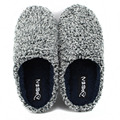 Inverno acolchoado-algodão chinelos Oseen amantes Das Mulheres dos homens em casa de grandes dimensões antiderrapante-chinelos térmicas