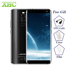 "4G LTE LEAGOO S8 5.72"" Smartphone 8MP+13MP Cameras Android 7.0 MTK6750T Octa Core 3GB RAM 32GB OTG GPS Dual SIM Mobile Phone"