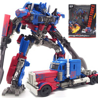 Transformation Movie Car Robots Autobot Leader Accion Figure Toys Collection Birthday Gifts