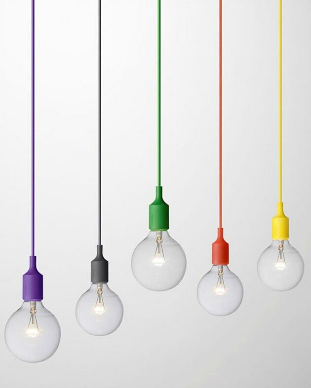 modern colorful e27 home wire base colors diy led bulb hanging rh aliexpress com wiring a modern light fitting how to wire a modern ceiling light