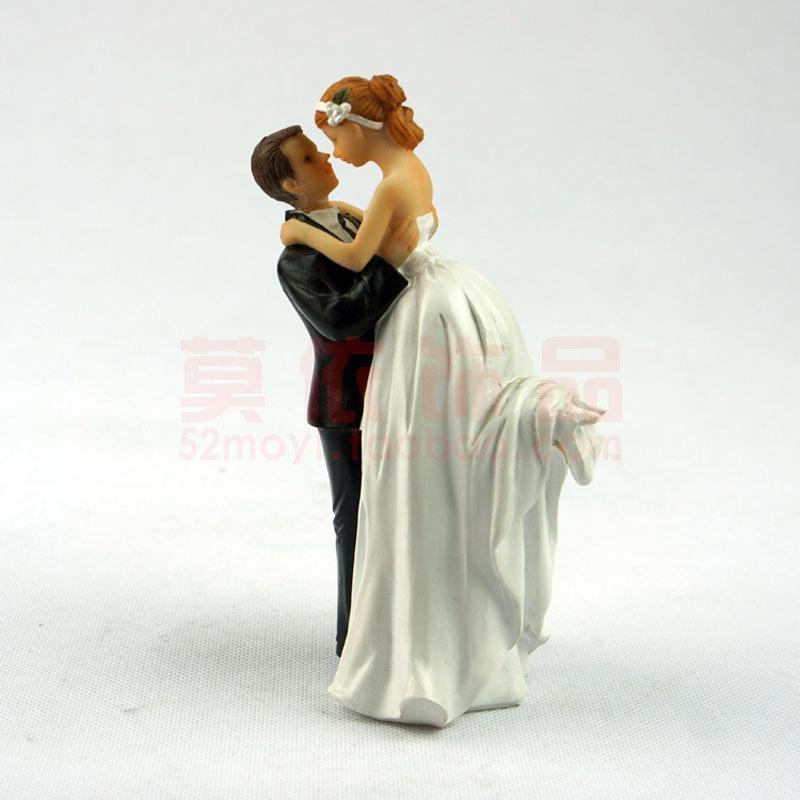 13 71 24 De Reduction Faveur De Mariage Marie Mariee Look Facg A Facg Romantique Couple Figurine Style Europeen Mariage Decoration De Gateau