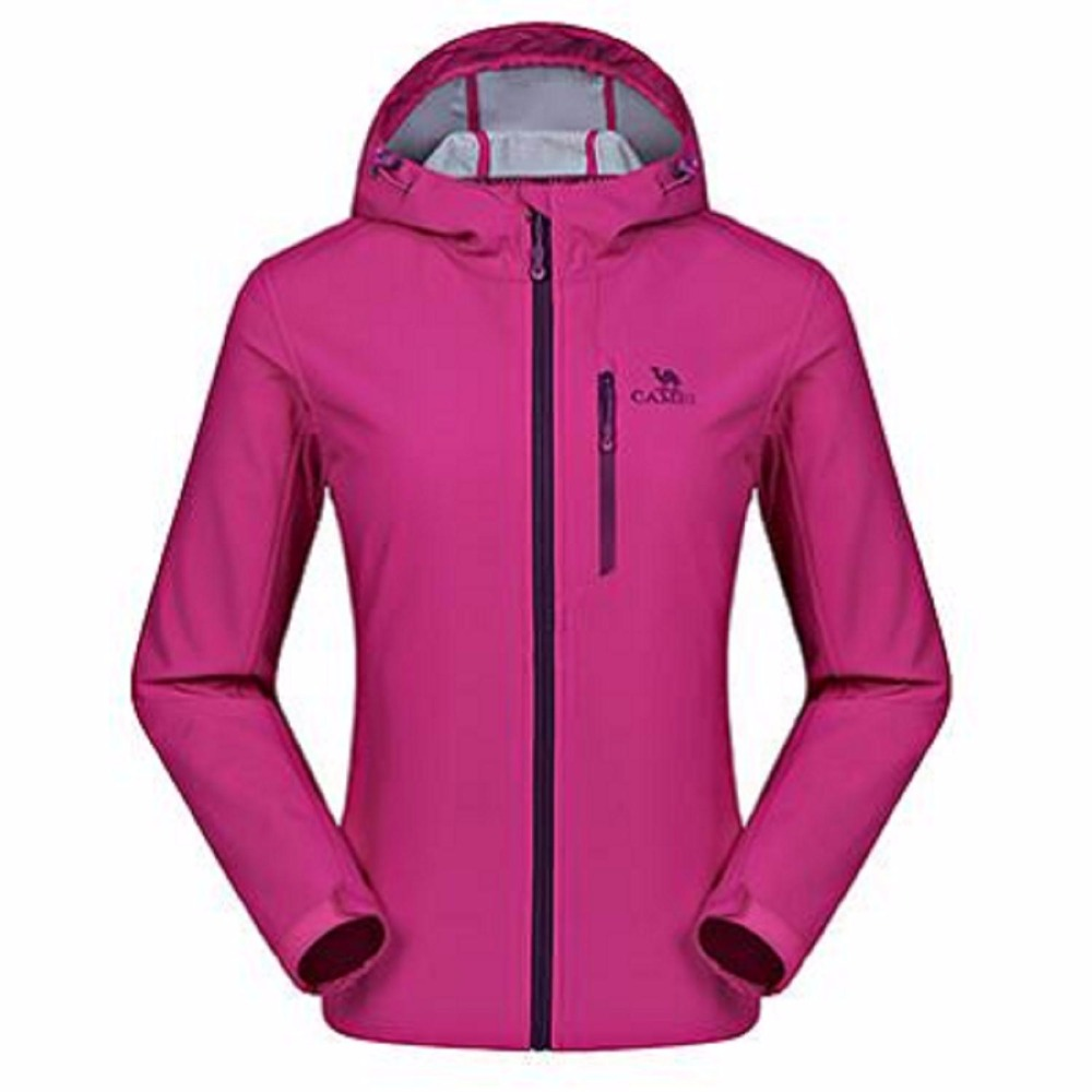 Camel 2017 Women's Outdoors Windproof Thermal Softshell Jacket A7W131133 vichy бальзам для губ aqualia thermal 4 7 мл бальзам для губ aqualia thermal 4 7 мл 4 7 мл