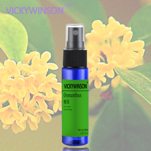 Osmanthus Long Acting Antiperspirant Spray Armpit Deodorant Skin Moisturizing Reduce Body Odor Spray Underarm 30ml magnolia body spray 30ml remove body odor foot odor antiperspirant deodorant spray