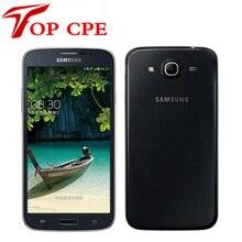 """Оригинальный samsung galaxy mega 5.8 i9152 сотовый телефон 5.8 """"Dual Core 1.5 ГБ RAM 8 ГБ ROM 8MP камеры Разблокирована восстановленное Мобильных телефонов"""