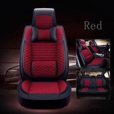 Haute qualité! Ensemble complet de housses de siège de voiture pour Mercedes Benz ML W164 280 300 350 500 2011-2006 respirant housses de siège, livraison gratuite