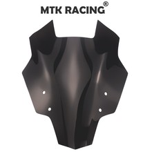 MTKRACING Motorcycle accessories acrylic windshield sun visor for Yamaha MT-15 mt-15  2019-2020
