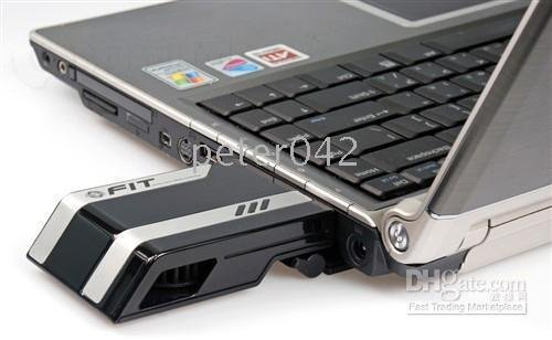 Free shipping+20pcs 2010 NEW Super Cool Wizard FIT notebook cooler, super turbo radiator cooler, cooling pad !!
