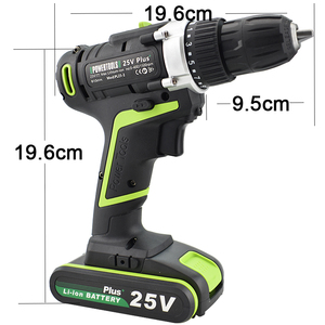 Image 5 - 25V Cordless Screwdriver Electric Drill Tool Mini  Battery Tools Drill Power Machine Electric For Cordless Drills Set Bit Tool