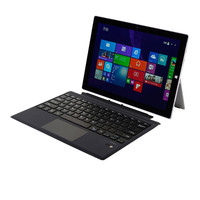 Ultra Slim For Microsoft Surface Pro 6 2018 / Pro 5 2017/ Pro 4 Bluetooth Wireless Keyboard For ios Android Windows Tablet PC