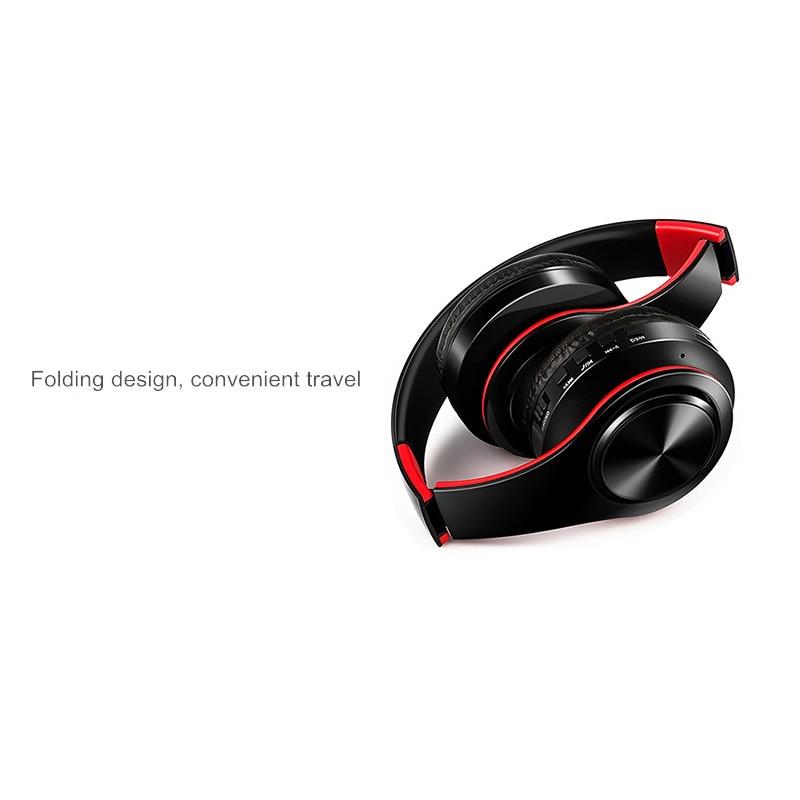 Chiclits Bežične slušalice Bluetooth slušalice Stereo Sklopivi - Prijenosni audio i video - Foto 5