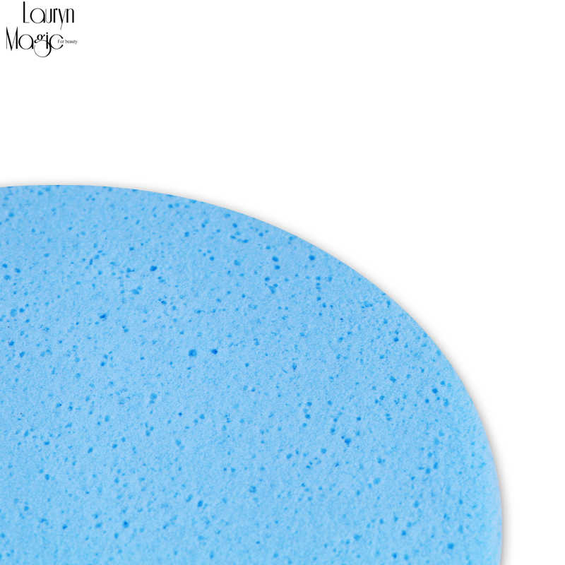 1 шт волшебная губка из морских водорослей, косметическая пуховка/губка для мытья лица, инструменты для макияжа
