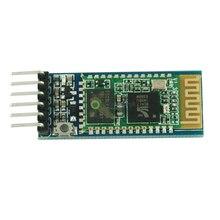5 stks/partij HC05 HC 05 Master slave 6Pin JY MCU anti reverse radio frequentie transceiver Bluetooth draadloze module met 3.3 V se