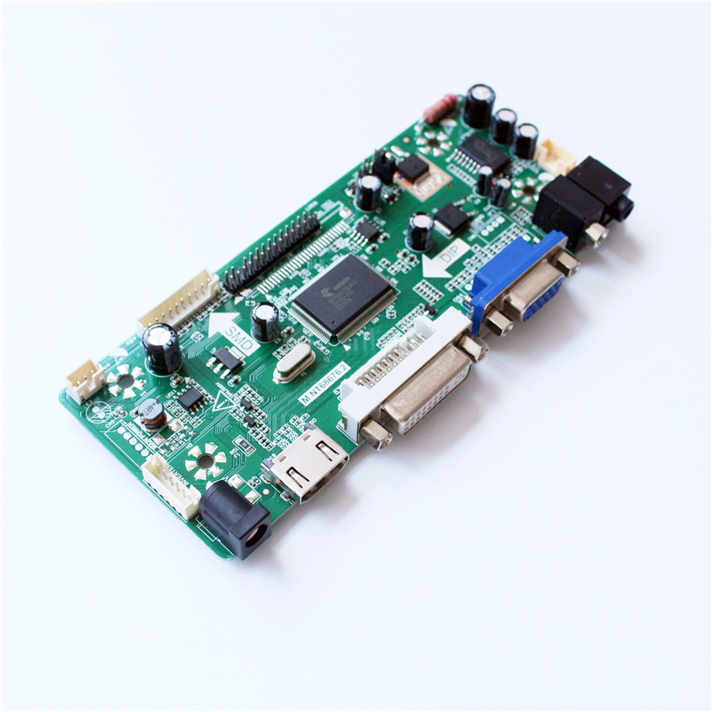 LCD LED screen Controller Driver Board kit for LP156WHU-TLA1 TV+HDMI+VGA+USB