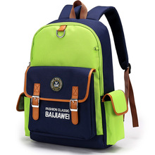 2016 Outdoor child Hiking Backpack Sport Double-Shoulder Mountaineer package Travel Unisex Student school bag backpacks