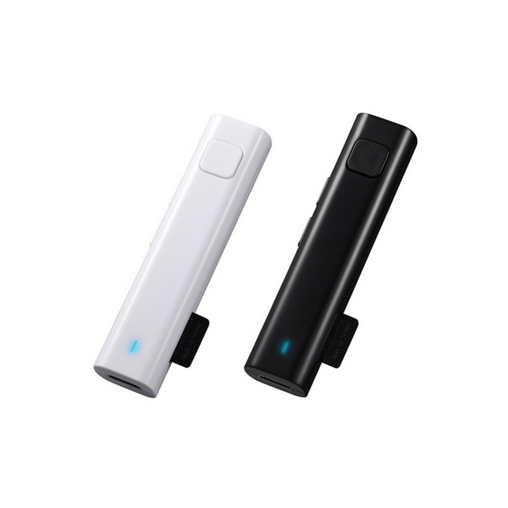 Collar Clip Style Wireless Bluetooth Translation Receiver