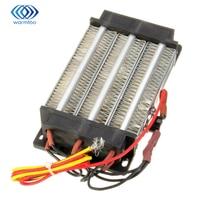 140 76mm 750W ACDC 220V Insulated PTC Ceramic Air Heater PTC Heating Element