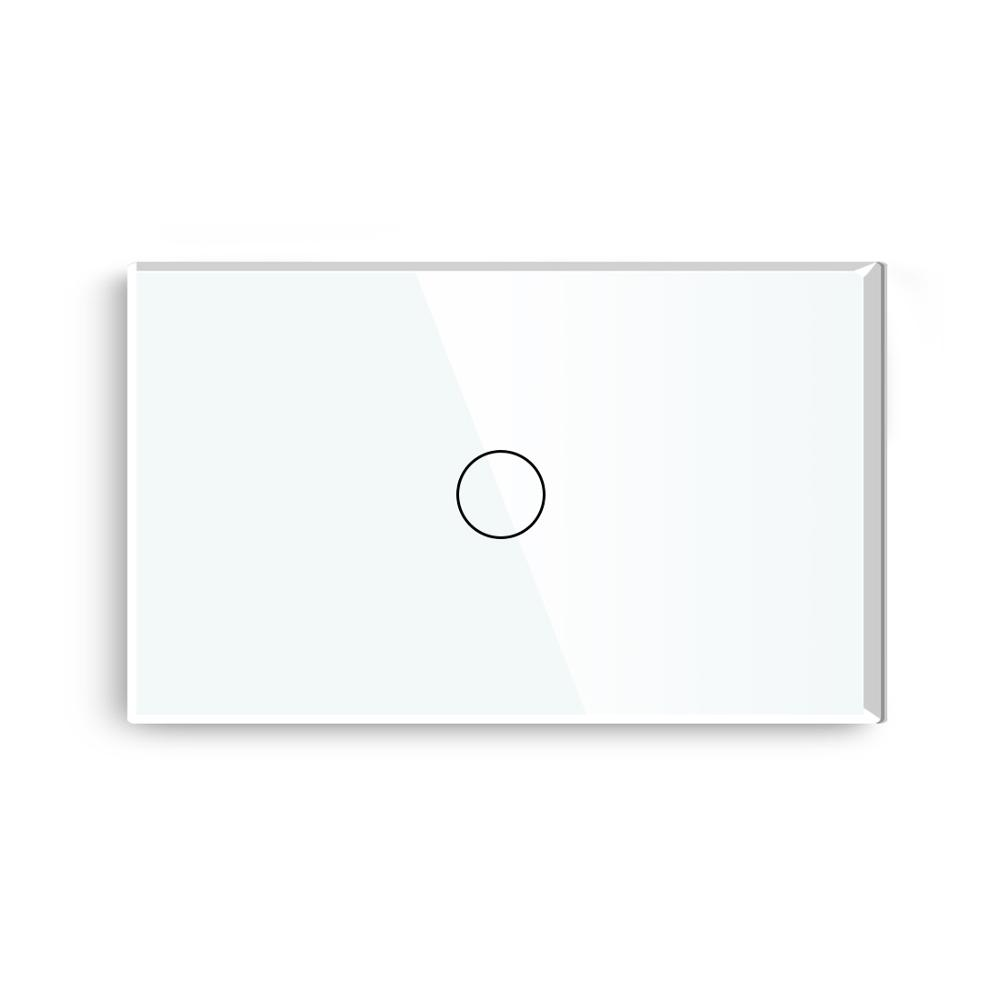 Bseed US Touch switch 1 Gang 2 Way light Switch Wall