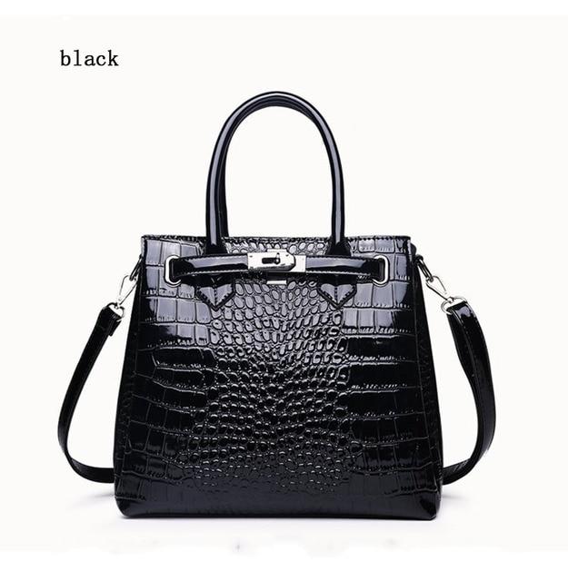 Women's Bag Crocodile...