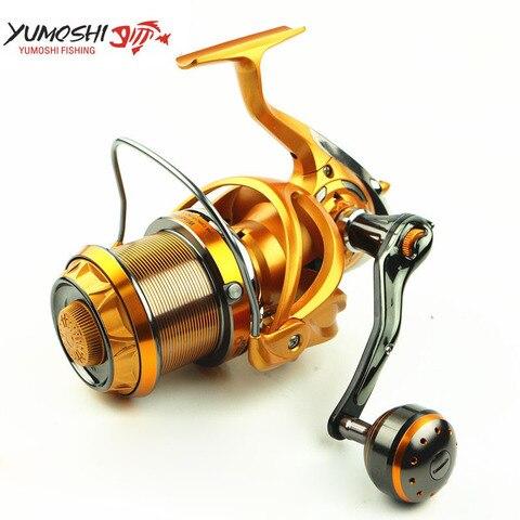 yumoshi 10bb wf4000 9000 molinete de pesca