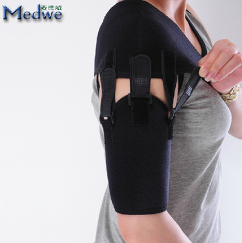 simple type shoulder support stroke hemiplegia rehabilitation equipment dislocated shoulder pad shoulder subluxation image