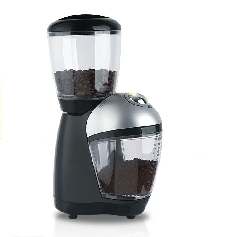 DMWD Espresso Coffee Grinder Household Electric Coffee Grinding Machine Spice Cereal Bean Grain Pulverizer Flour Mill 220V free by dhl 4pc hc 700 220v 110v multifunction 700g electric grinder herb flour coffee pulverizer food mill grinding machine