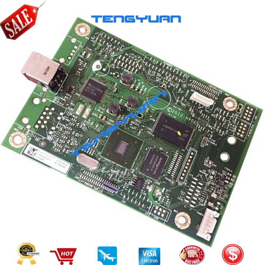 Tested 90% new Formatter board for HP LJ Pro M402 M402D m403 M403D C5F92-60001 haven't network printer parts on sale 100% tested for washing machines board xqsb50 0528 xqsb52 528 xqsb55 0528 0034000808d motherboard on sale