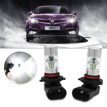 For Mazda 3 6 8 CX-7 MX-7 CX-9 CX-5 Atenza Axela 2pcs Car Led HB3 9005 60W Fog Light Head light White Running Lamp video 2017 2018 cx 5 daytime light free ship led cx 5 fog light car accessories atenza axela cx 3 cx 4 car styling cx 5 cx5