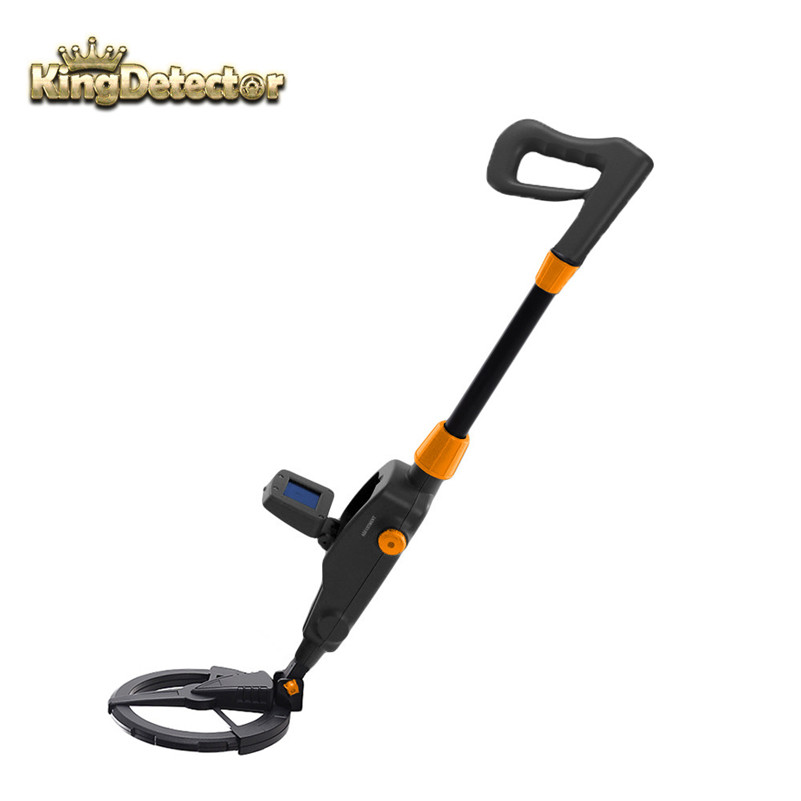 Hot Selling Kingdetector Children Learning Metal Detector Machine Underground Small Metal Treasure Hunt US Delivery
