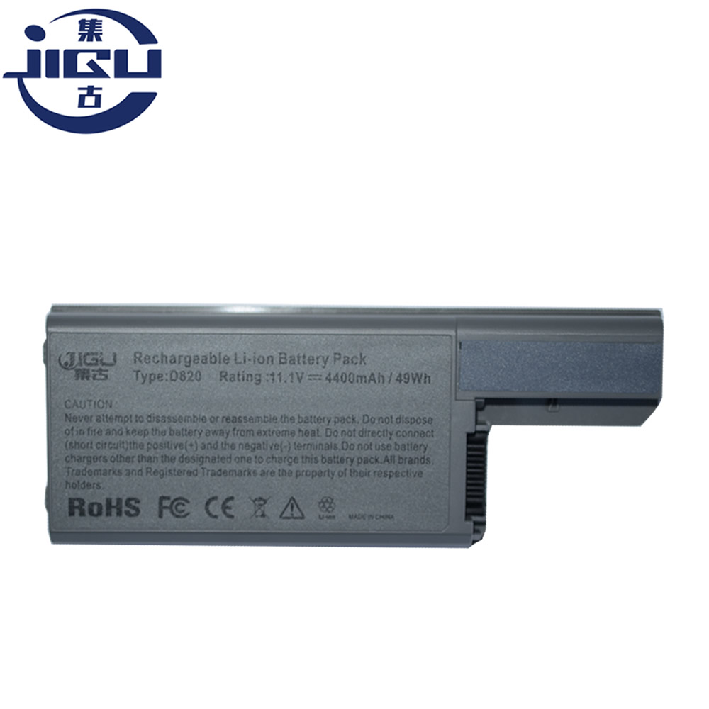 JIGU Replacement Laptop Battery For Dell For Latitude D531 D531N D820 D830 For Precision M65 M4300 Mobile Workstation YD626 image