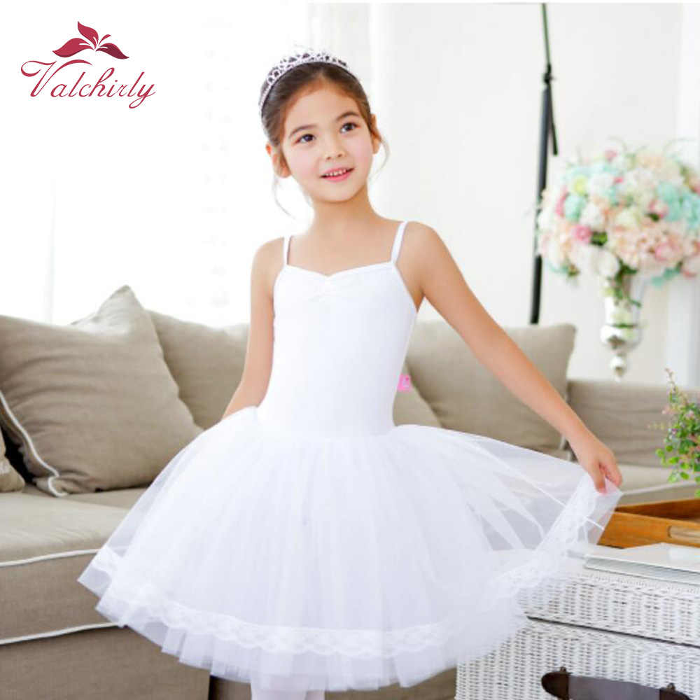 New Ballet tutu Dress for Girls Dance Clothing Kids Party Princess Dresses Costumes Dancewear