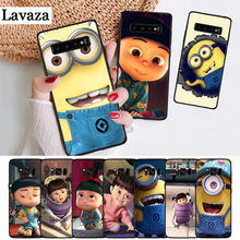 Lavaza Minions Minion My Unicorn Agnes Silicone Case for Samsung S6 Edge S7 S8 Plus S9 S10 S10e Note 8 9 10 M10 M20 M30 M40
