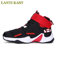 2017 New Men S Basketball Shoes Outdoor Breathable Tennis Shoes Athletic Sports Shoes Men S Ankle