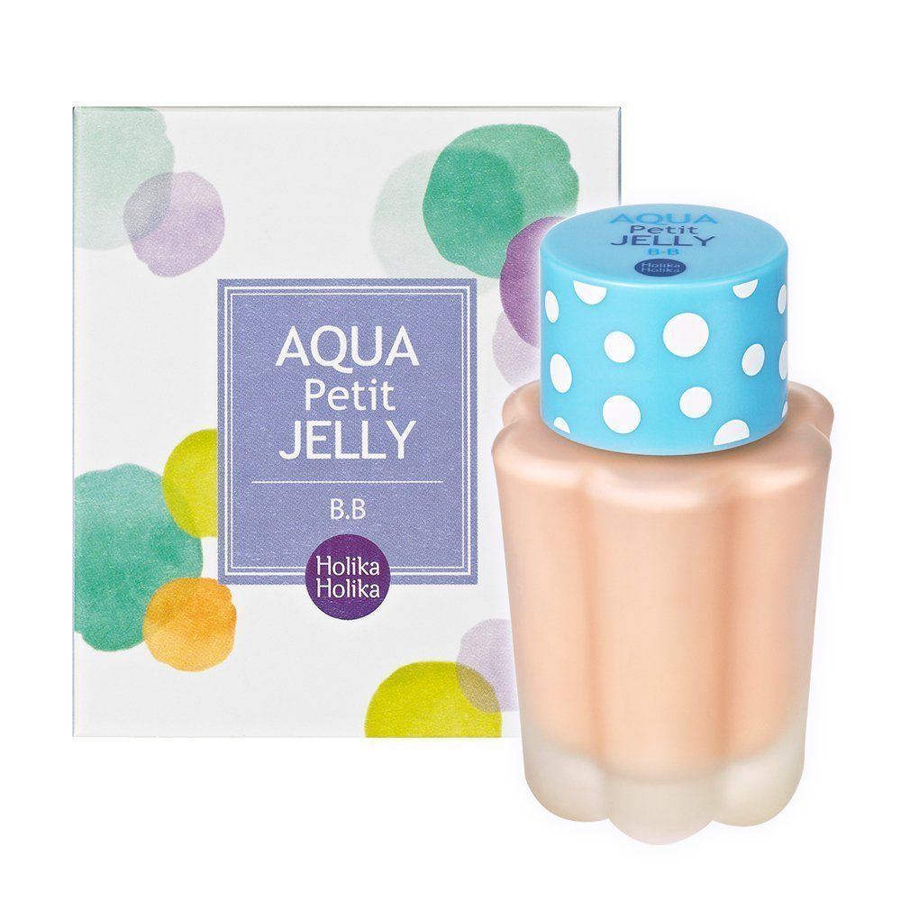 HOLIKA HOLIKA Aqua Petit Jelly BB Creme SPF20 PA + + Bleaching Feuchtigkeits CC Creme Concealer Foundation Koreanische Kosmetik