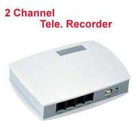 2 ch stimme aktiviert USB telefon recorder unternehmen verwenden telefon monitor USB telefon monitor USB telefon logger arbeit auf W10