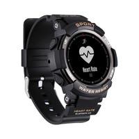 New Smart Watch F6 IP68 waterproof Bracelet sleep monitor remote camera watch for men outdoor sports swimming SmartWatch PK GV68
