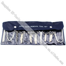 20pcs Radio Removal Tool Set For Radio Repair on Many Kinds Of cars