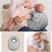 Infant Newborn Breastfeeding Baby multi-function Arm Pillow Nursing Layer Washable Bottle Feeding Cushion Adjustable Model Cushi