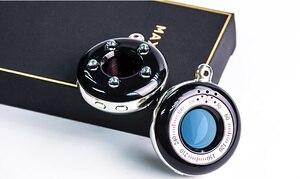 Image 4 - ポータブル旅行 K100 カメラ検出器アンチスパイ検出器隠しカメラファインダー振動盗難防止アラーム