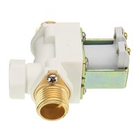 New Arrival Electric Solenoid Valve 1 2 For New Water Air N C Normally Closed AC