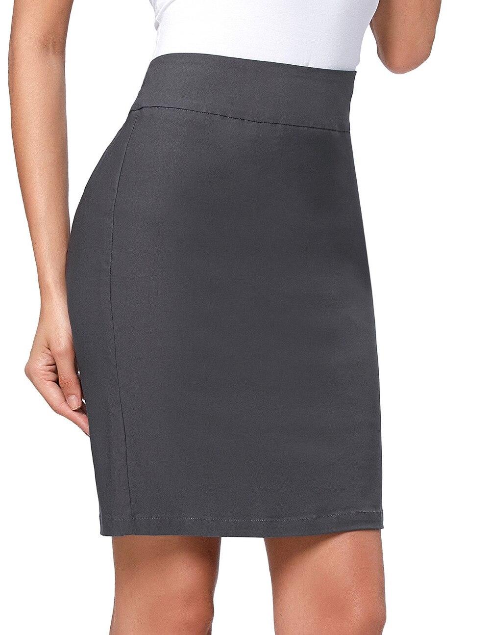 Online Get Cheap Gray Pencil Skirt -Aliexpress.com | Alibaba Group
