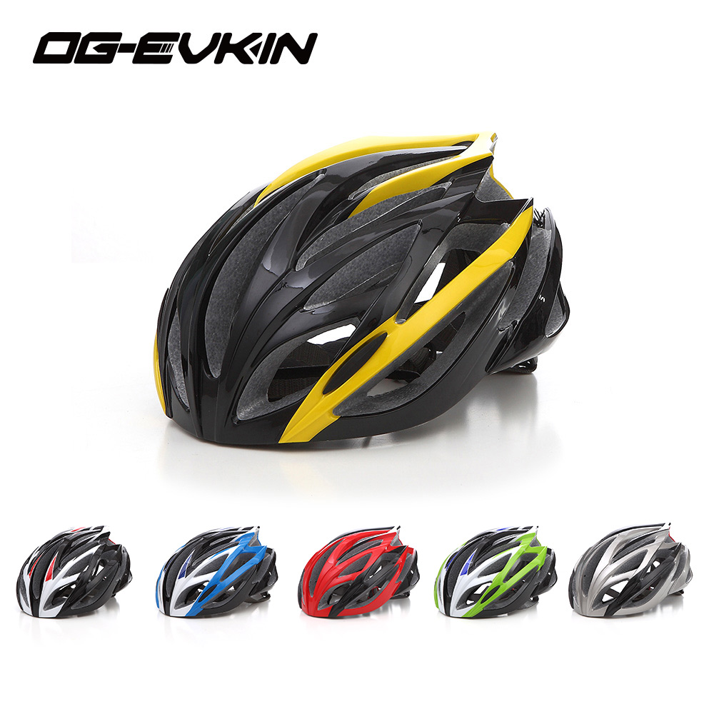 NEW HOT!!Sport Light Cycling Helmet with Lens Men Adjustable MTB EPC Casco Cycling helmet Road Bike Cap ultra light Air Vents
