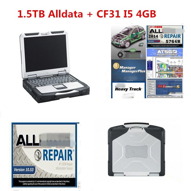 alldata and CF31