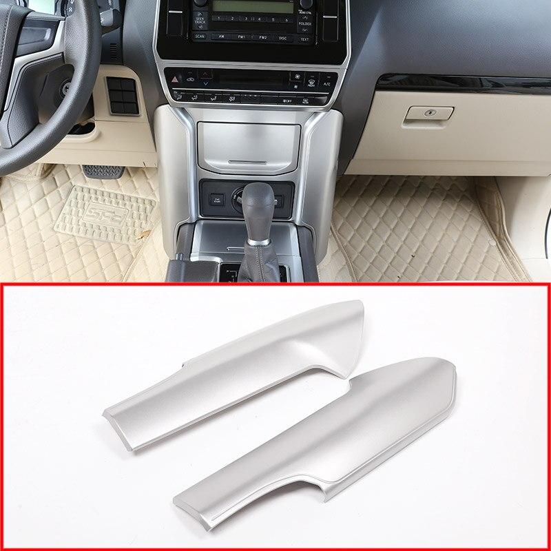 Car Inner Center Console Armrest Storage Box Tray for Toyota Prado FJ150 2010-18