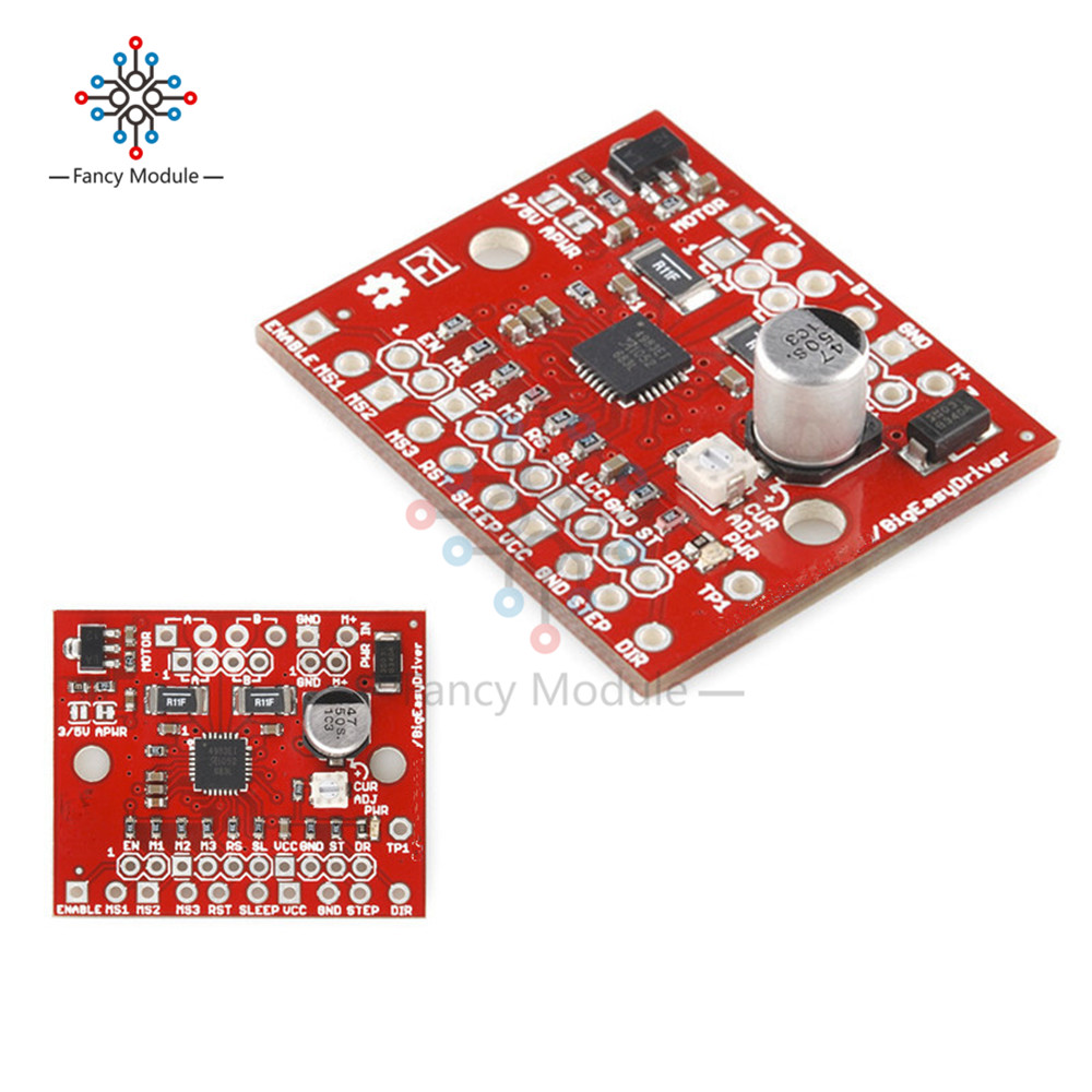 2A Phase 3D Printer Big Easy Driver Board v1.2 A4988 Stepper Motor Driver Board DC Motor Driver Module